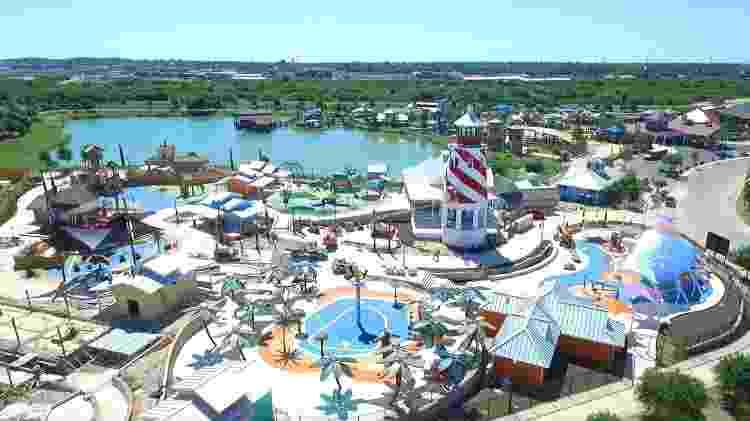 Morgan's Wonderland, no Texas - Divulgação/Tourism Texas - Divulgação/Tourism Texas