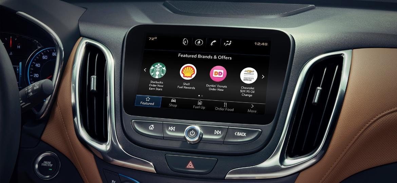 GM Marketplace: nova ferramenta de compras via central multimídia do carro já está ativa nos EUA - Divulgação