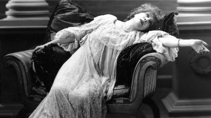 Sarah Bernhardt  - Hulton Archive/Getty Images