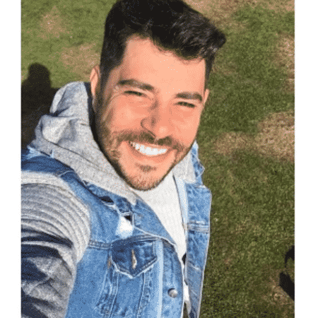 Evaristo Costa comemora 42 anos - Reprodução/Instagram