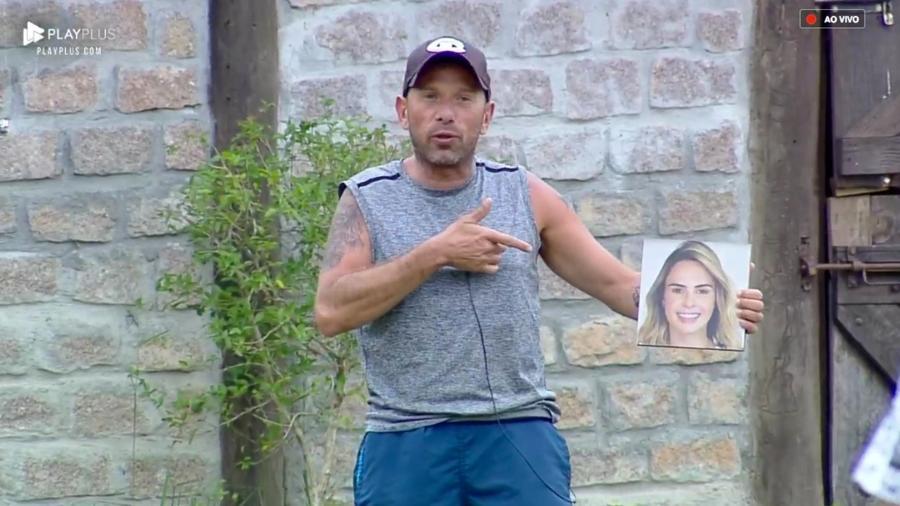 Rafael Ilha fala sobre a expulsão de Ana Paula Renault  - Reprodução/PlayPlus