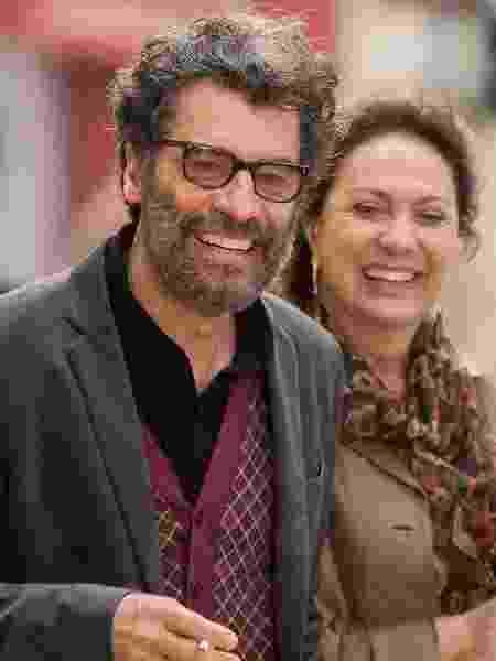 """Betti e Giardini em cena do filme """"A Fera na Selva"""" (2018) - Reprodução / Instagram"""