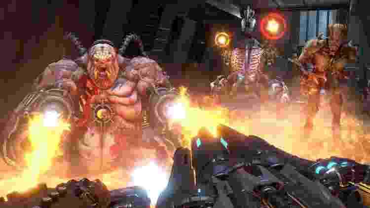 Doom Eternal 7 - Reprodução - Reprodução