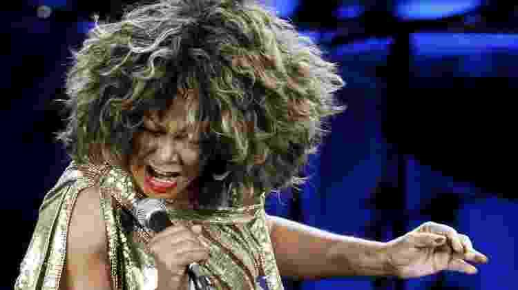 A cantora Tina Turner ganhou sua segunda indução ao Hall da Fama do Rock - Steffen Schmidt - 15.fev.2009/EFE - Steffen Schmidt - 15.fev.2009/EFE