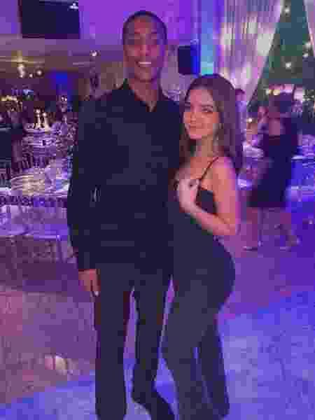 Mel Maia e o namorado, o jogador João Pedro - Reprodução/Instagram