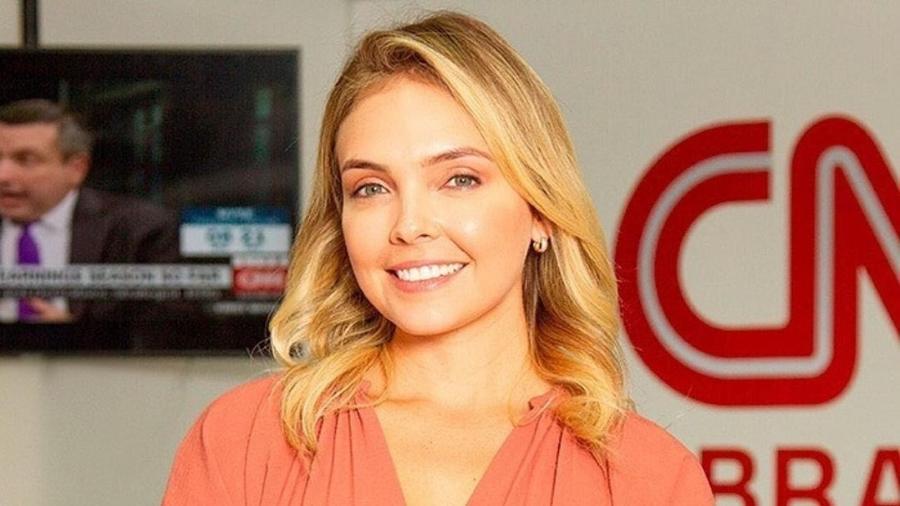Taís Lopes, nova contratada da CNN Brasil - Reprodução/ Instagram