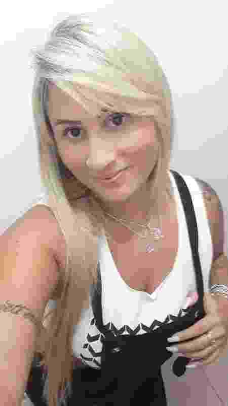 Segundo amiga, Jéssica Carloni estava separada do ex-marido há pouco mais de um ano - Arquivo pessoal