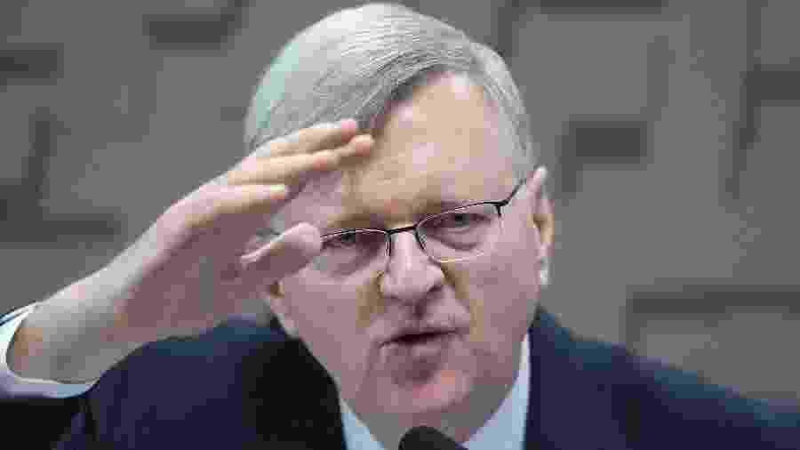 O diplomata Nestor Forster Junior foi aprovado por unanimidade dos 12 senadores presentes no colegiado - DIDA SAMPAIO/ESTADÃO CONTEÚDO