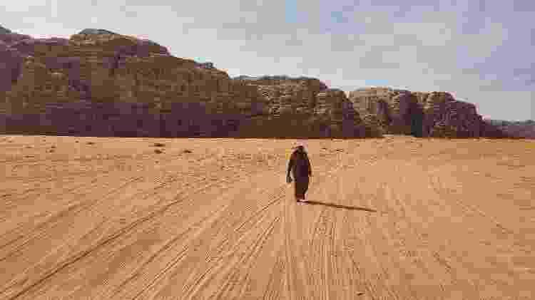 Beduíno no Wadi Rum - Joshua Lanzarini/Unsplash - Joshua Lanzarini/Unsplash