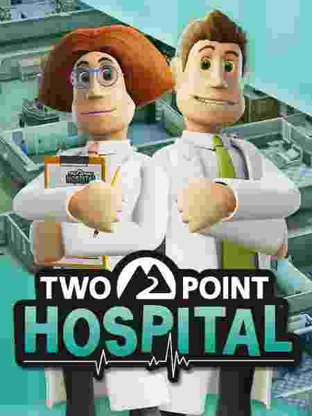 Two Point Hospital Cover - Divulgação - Divulgação