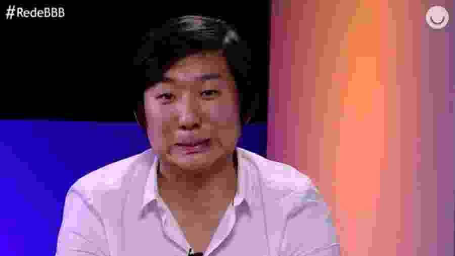 Pyong participa da Rede BBB após ser eliminado - Reprodução/GloboPlay