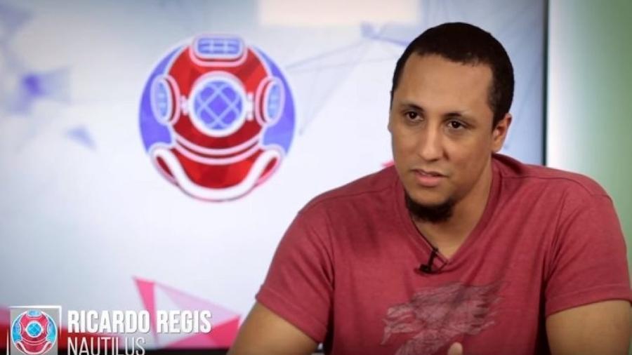 Ricardo Regis mobilizou gamers nas redes sociais - Reprodução