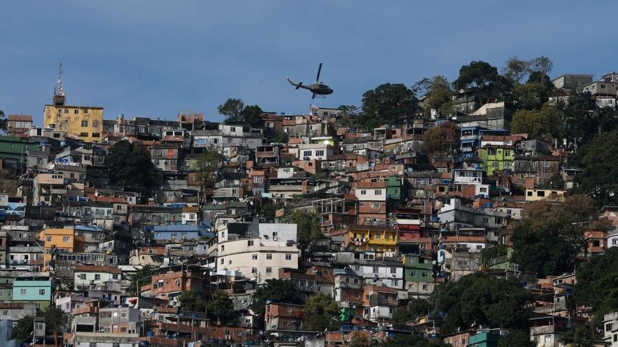 Mais da metade dos moradores das favelas do Rio foram dispensados dos postos de trabalhos durante a pandemia de covid-19 - Fernando Frazão/Agência Brasil