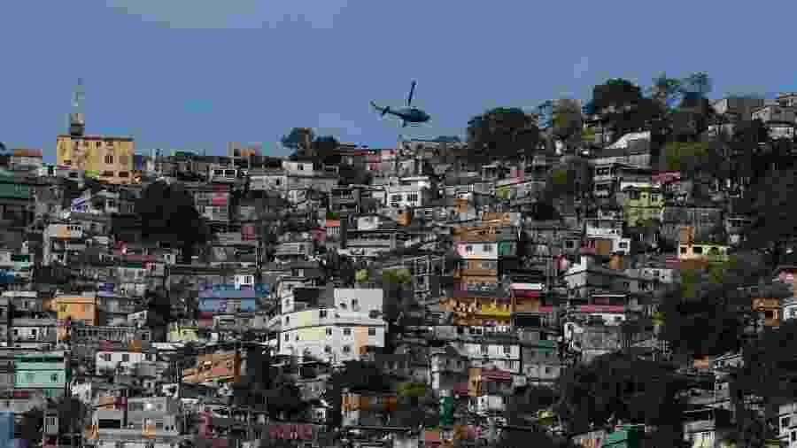 Fram 19 operações policiais em setembro e 5 mortes. Em outubro, foram 38 ações e 30 mortes - Fernando Frazão/Agência Brasil