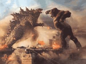 Godzilla Vs. Kong - Reprodução - Reprodução