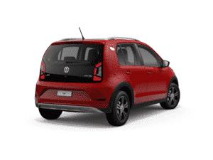 Volkswagen Up! Xtreme - Divulgação - Divulgação