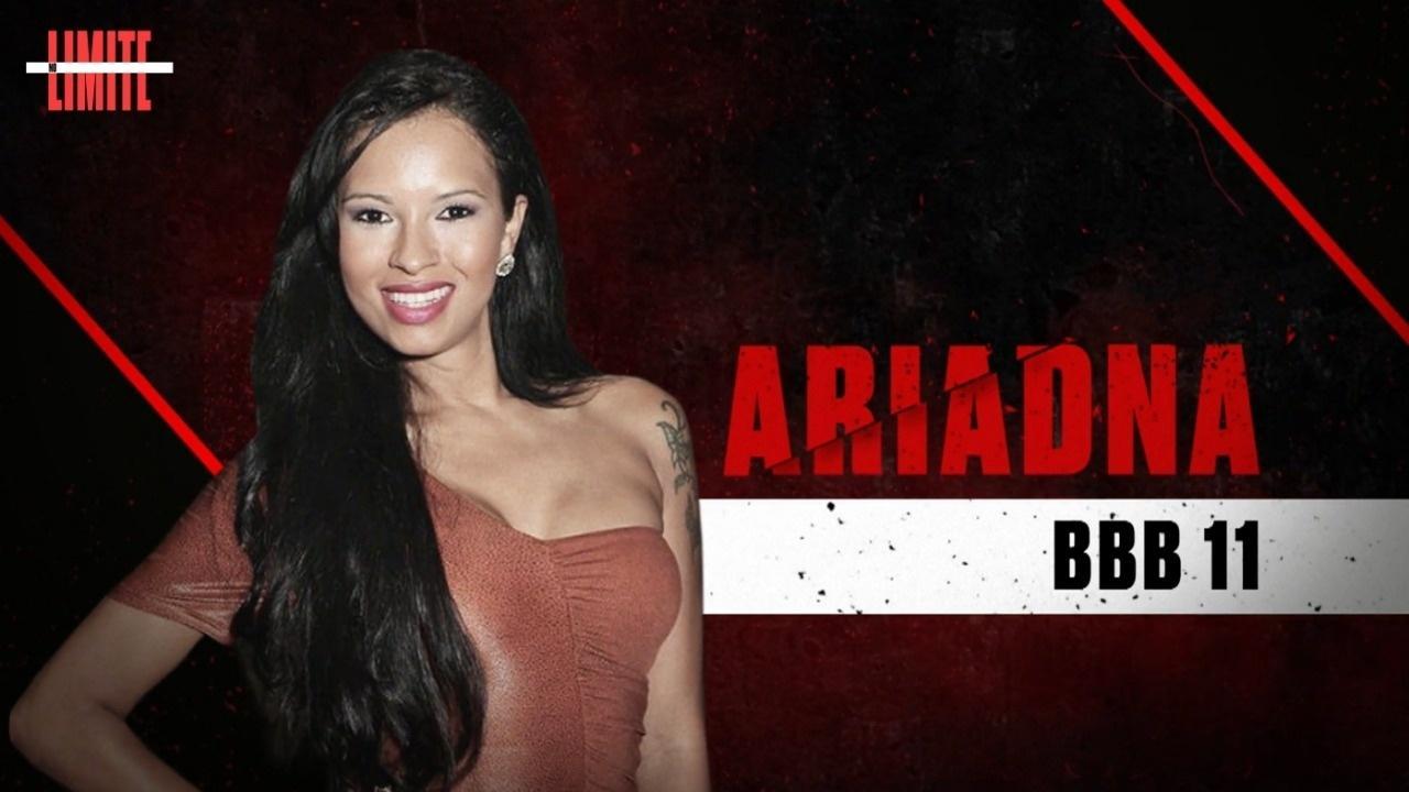 Ariadna Arantes, una partecipante di BBB 11 - Globo News