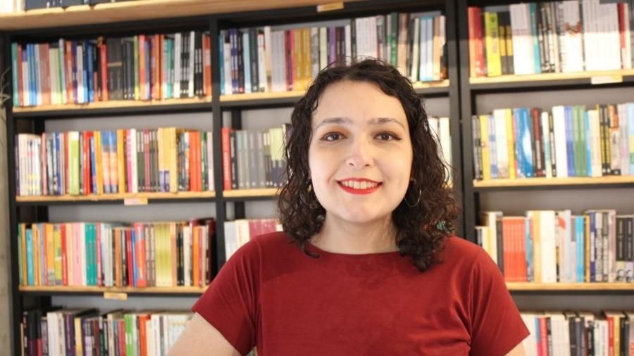 Amanda Souto Baliza, de 30 anos, é advogada desde 2012 - Arquivo pessoal