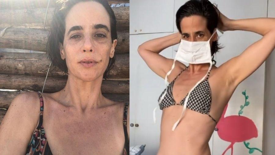 Mariana Lima ironiza em seu Instagram - Reprodução/Instagram