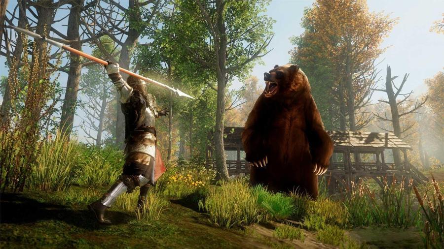 New World - Divulgação/Amazon Game Studios