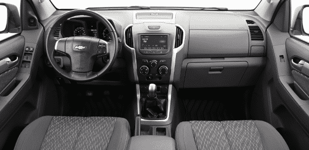 Chevrolet S10 Freeride 2016 - Murilo Góes/UOL - Murilo Góes/UOL