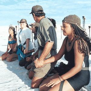 """Participantes de """"No Limite"""" (2000) - Divulgação/Viva"""
