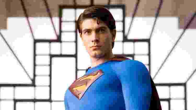 Brandon Routh vive o herói de Superman - O Retorno (2006) - Reprodução