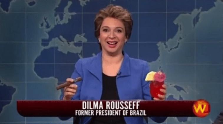 22.mai.2016 - Dilma Rousseff