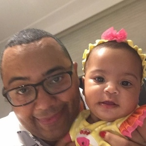 Dudu Nobre conta que sua filha Alícia está internada na UTI e pede orações - Reprodução/Instagram/dudunobresamba