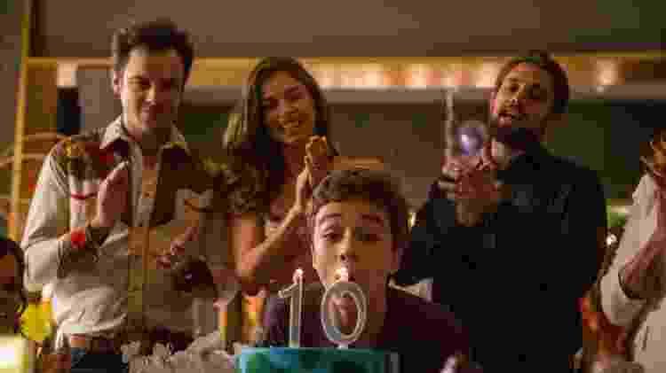 """Em """"O Outro Lado do Paraíso"""", filho de Clara comemora dez anos e marca passagem de tempo - Marilia Cabral/Divulgação/TV Globo - Marilia Cabral/Divulgação/TV Globo"""