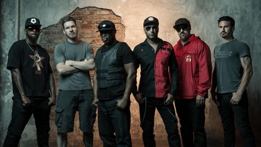 A banda Prophets of Rage - Divulgação/Travis Shinn