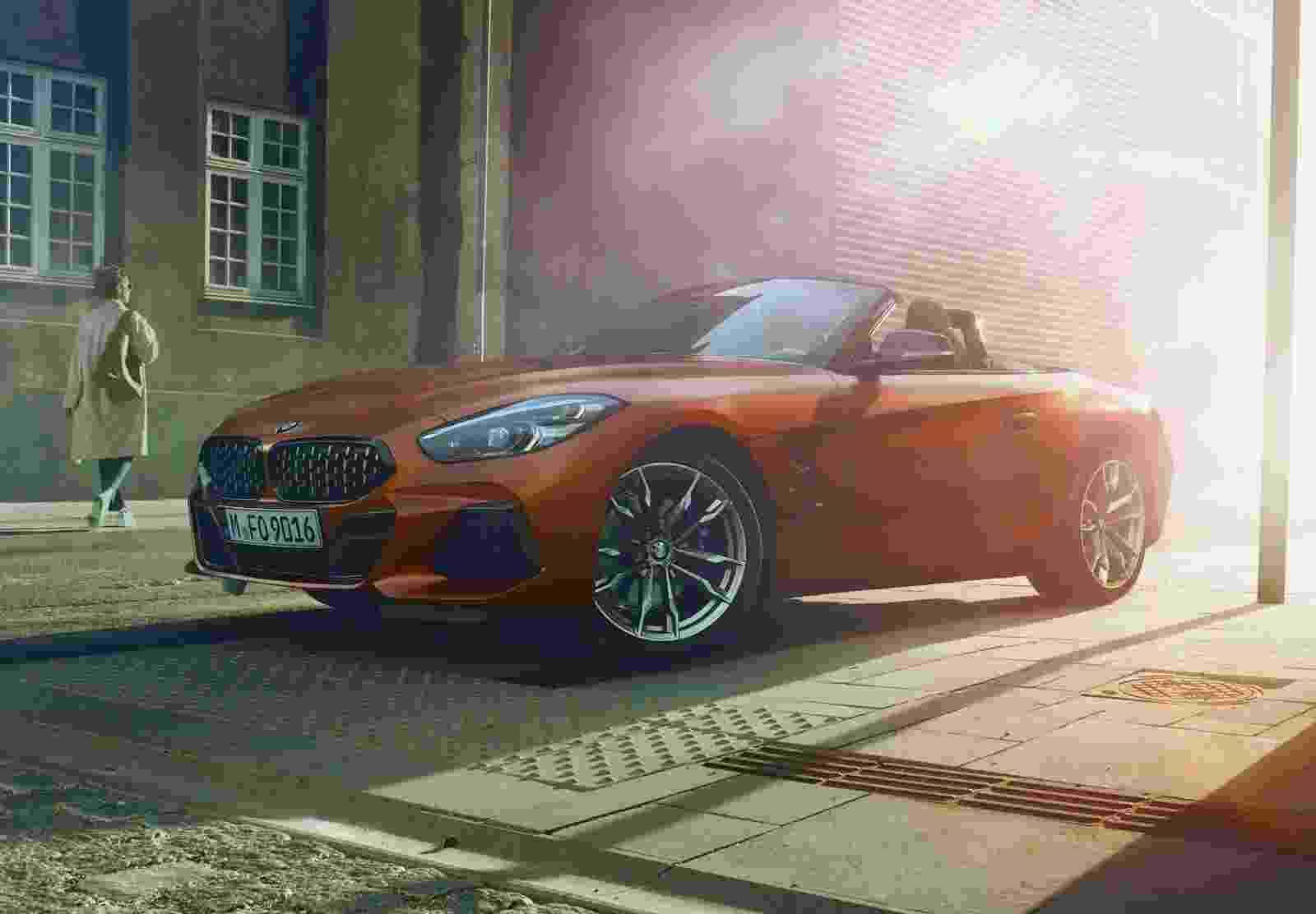 BMW Z4 M40i 2019 - Divulgação