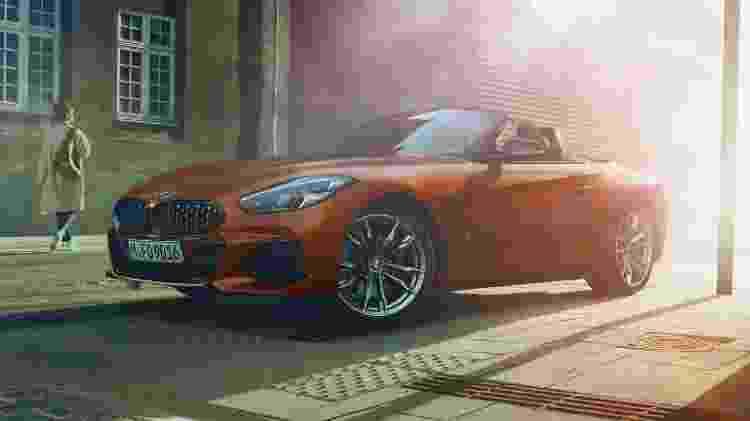 Modelo manteve essência do belo protótipo revelado pela marca no Salão de Frankfurt do ano passado - Divulgação