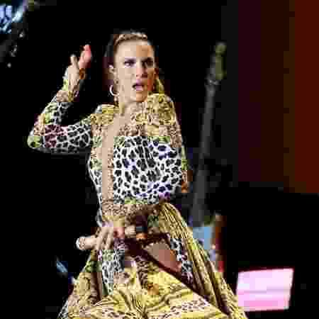 """Ivete Sangalo no show de gravação do DVD """"Live Experience"""", em São Paulo - Manuela Scarpa/Brazil News"""