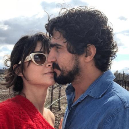 Thaila Ayala e Renato Goés - Reprodução/Instagram