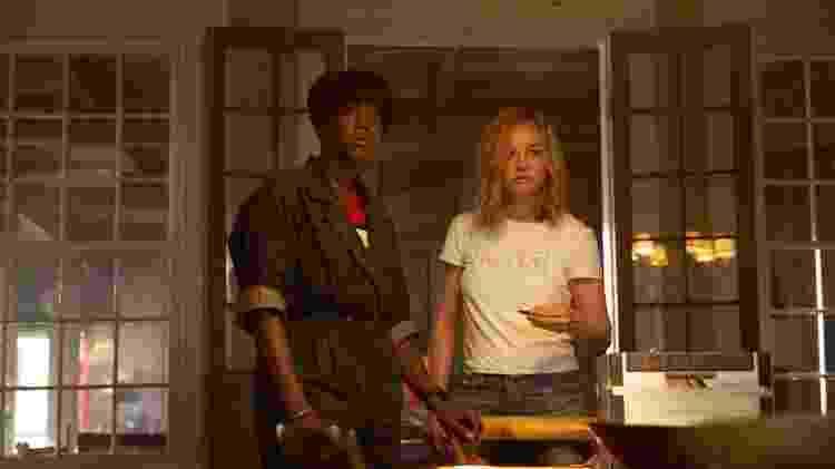 Carol Danvers e Maria Rambeau em Capitã Marvel - Divulgação - Divulgação