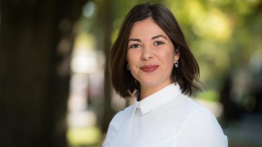 Marina Ramalho participou do curso de formação do método Marie Kondo em Nova York em 2016 e trabalha como consultora no Canadá - Arquivo pessoal