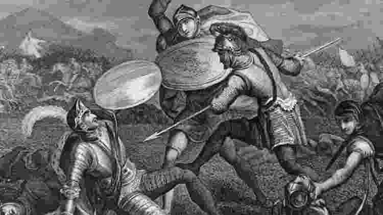 """O conflito entre os Lancaster e os York serviu de inspiração para o embate de famílias em """"Game of Thrones"""" - Getty Images - Getty Images"""