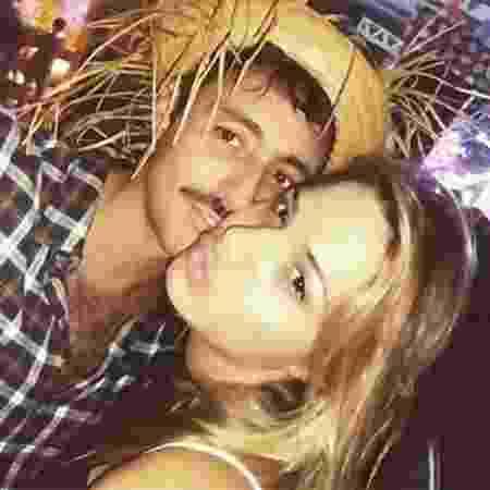 Glamour Garcia e o marido Gustavo Dagnese - Reprodução/Instagram