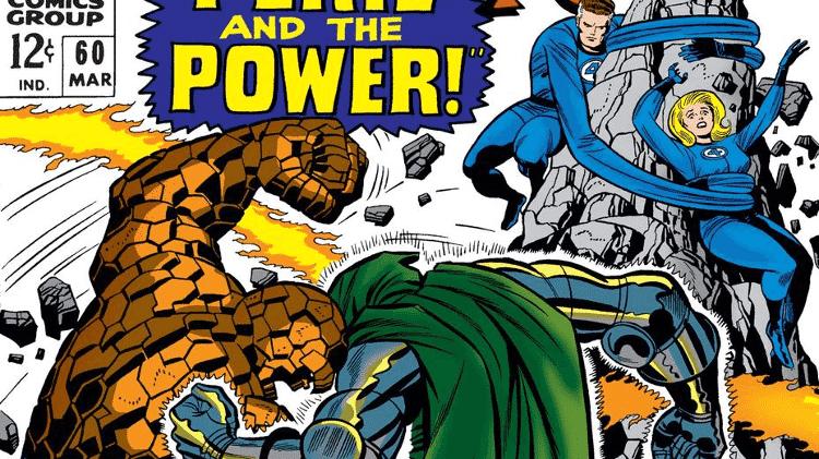 Quadrinhos dos X-Men - Reprodução