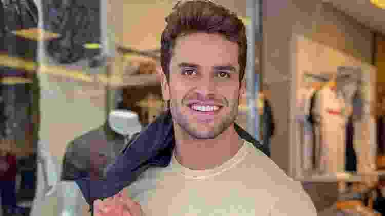 Lucas (Kainan Ferraz), namorado de Jardel, será assassinado por Josiane em A Dona do Pedaço - Reprodução/Instagram