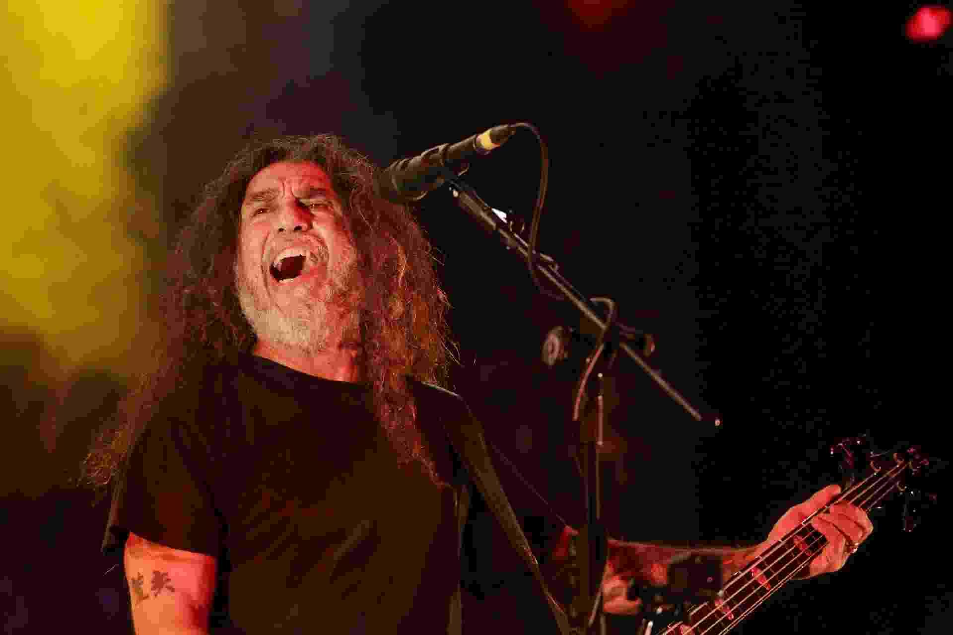 Slayer se apresenta em São Paulo - Nelson Antoine/UOL