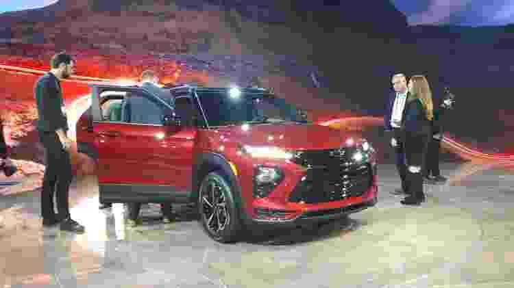 Chevrolet Trailblazer EUA 1 - Vitor Matsubara/UOL - Vitor Matsubara/UOL