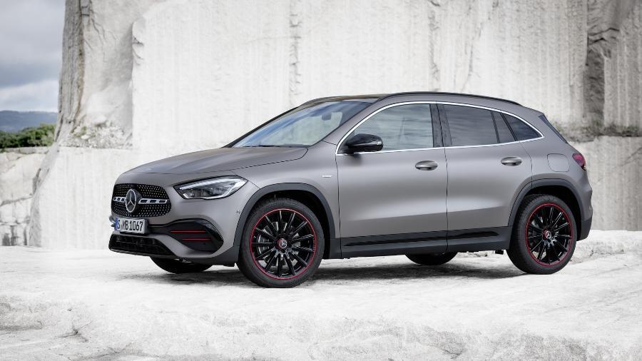 Mercedes-Benz GLA 2020 - Divulgação