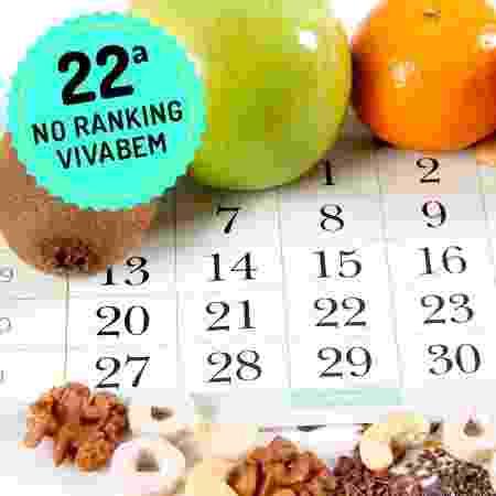 Ranking 2020 Dieta 21 dias - iStock / Arte UOL - iStock / Arte UOL