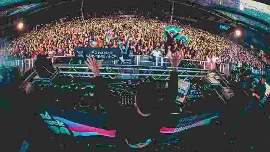 O DJ Vintage Culture é uma das atrações do CarnaUOL - Divulgação