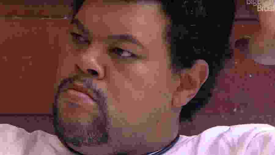 Babu conversa sozinho no BBB 20 - Reprodução/TV Globo