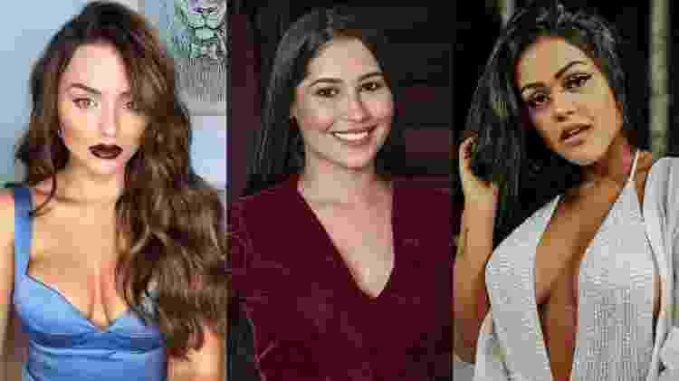 Rafa Kalimann, Thaynara OG e Camila Loures serão embaixadoras da live de São João de Gustavo Mioto - Reprodução/Instagram