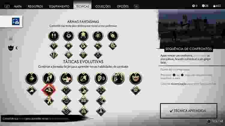 Ghost of Tsushima Confrontos - Daniel Esdras/GameHall - Daniel Esdras/GameHall