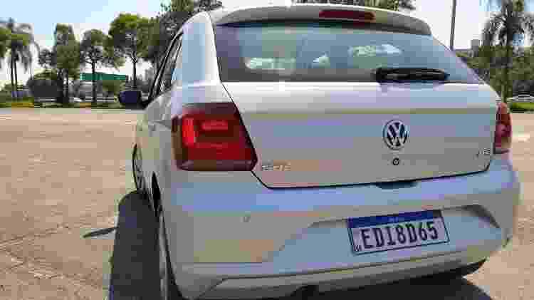 VW Gol 2 - Vitor Matsubara/UOL - Vitor Matsubara/UOL